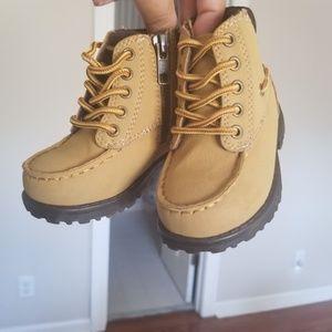 Baby Boy Sneaker Boots